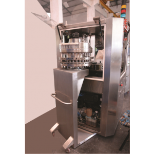 Tablet Compression Machine with Removable Trolley