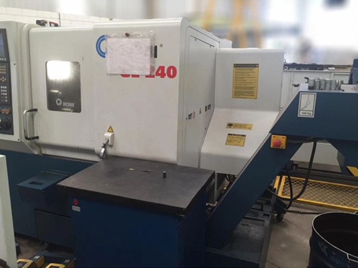 Used Horizontal Turning Machine for Sale