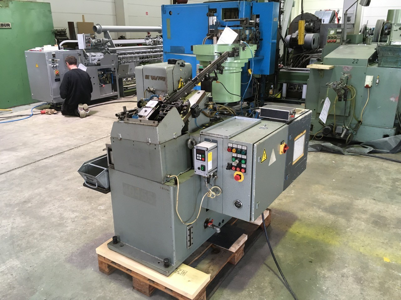Thread Rolling Machines for Sale