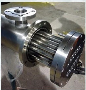 Customized Hull and tube heat exchanger