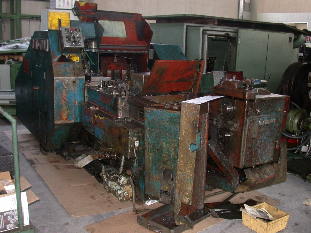 Used Nut Former Machine for Sale