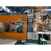 Injection moulding machine UBE UBEMAX 2500