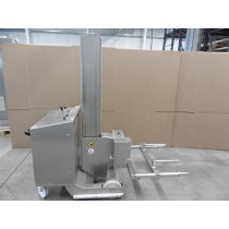 Bohle PTH 300 mobile Pharma-Telescope-Lifter for handling of containers, pallets, etc.