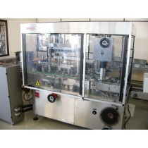 Buy Bosch VSR F01 inline vial filling and bung inserting machine