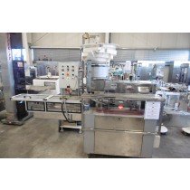 King ISEC 200 press-on capper