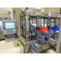 Brevetti ATM 15 duplex (2 x modules) automatic inspection machine for syringes