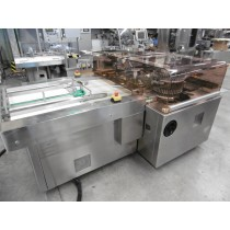 Eisai AIM-277-SD duplex inspection machine for ampoules, up to 12,000/hour