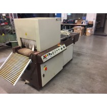 AC Automation LC800 semi-automatic L-sealer and shrink tunnel