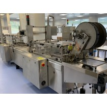 Elton (MECAPACK) FS 430-5 blister packing machine for pharmaceutical and medical products (ampoules, vials, syringes, etc.)
