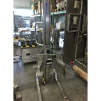 Vinca TO300-INOX mobile lifting & tipping device for drums, barrels etc.