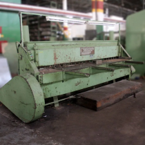 Used Guillotine Machine for Sale
