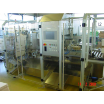 Find used PESTER Case packing machine for single cartons and bundles