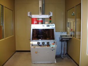 Bohle stationary column for drums and containers for feeding tablet presses etc.